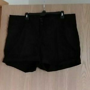 Ladies shorts by Torrid